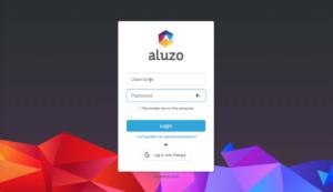 Intefaz Aluzo