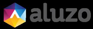 Logotipo Aluzo