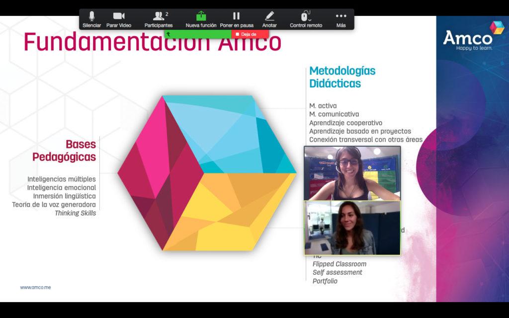 Web Class - AMCO IBERIA