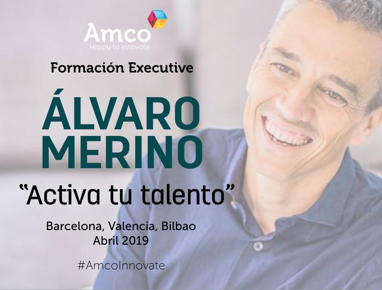 Álvaro Merino - Activa tu talento