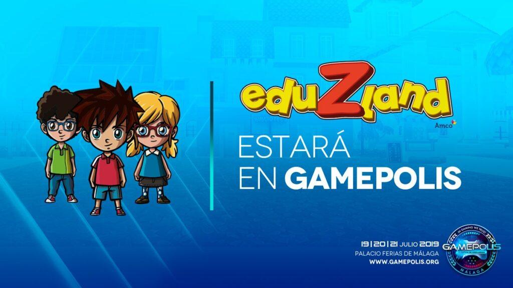 eduZland estará en Gamepolis