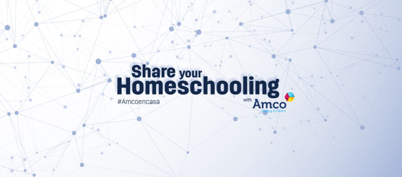 homeschooling with Amco