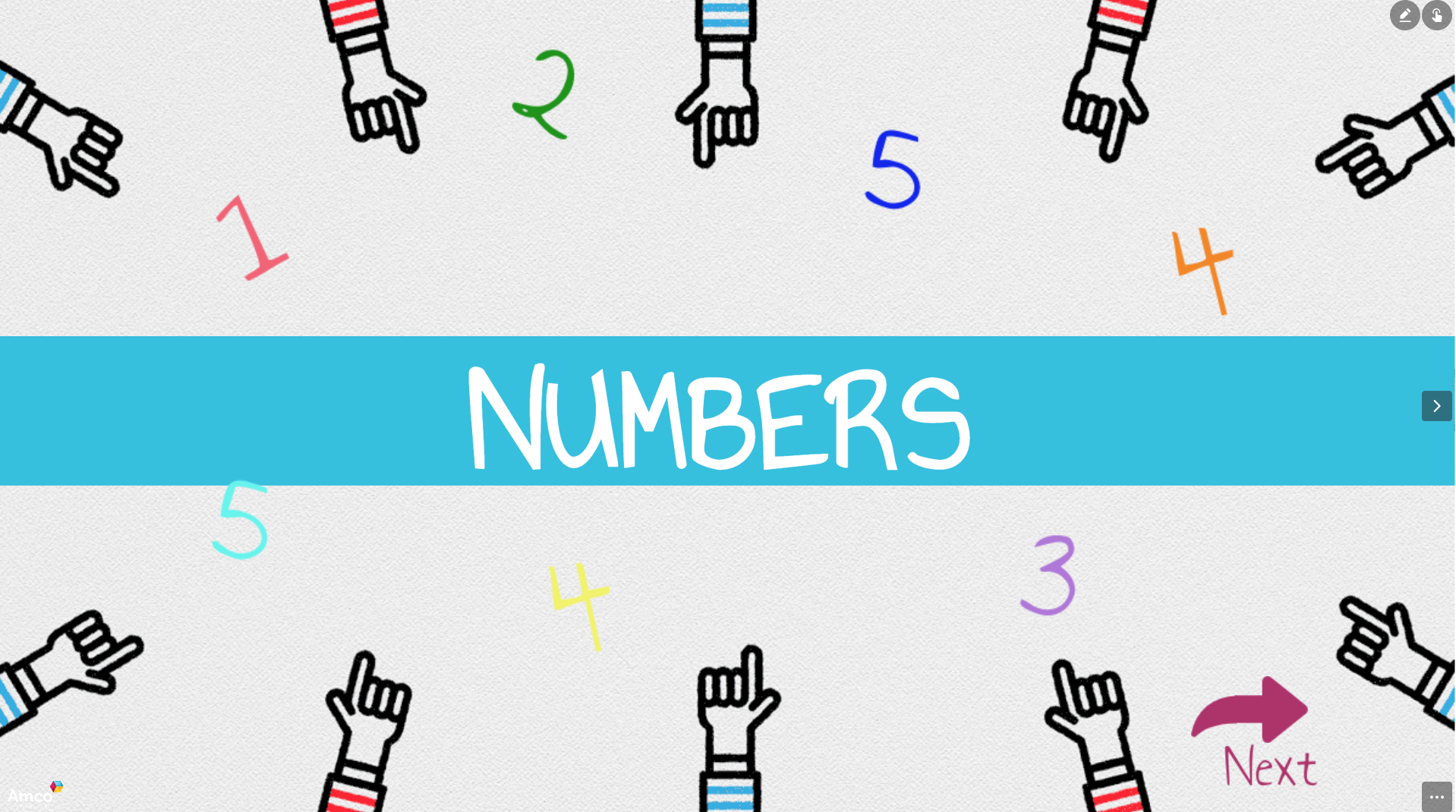 Activity-numbers