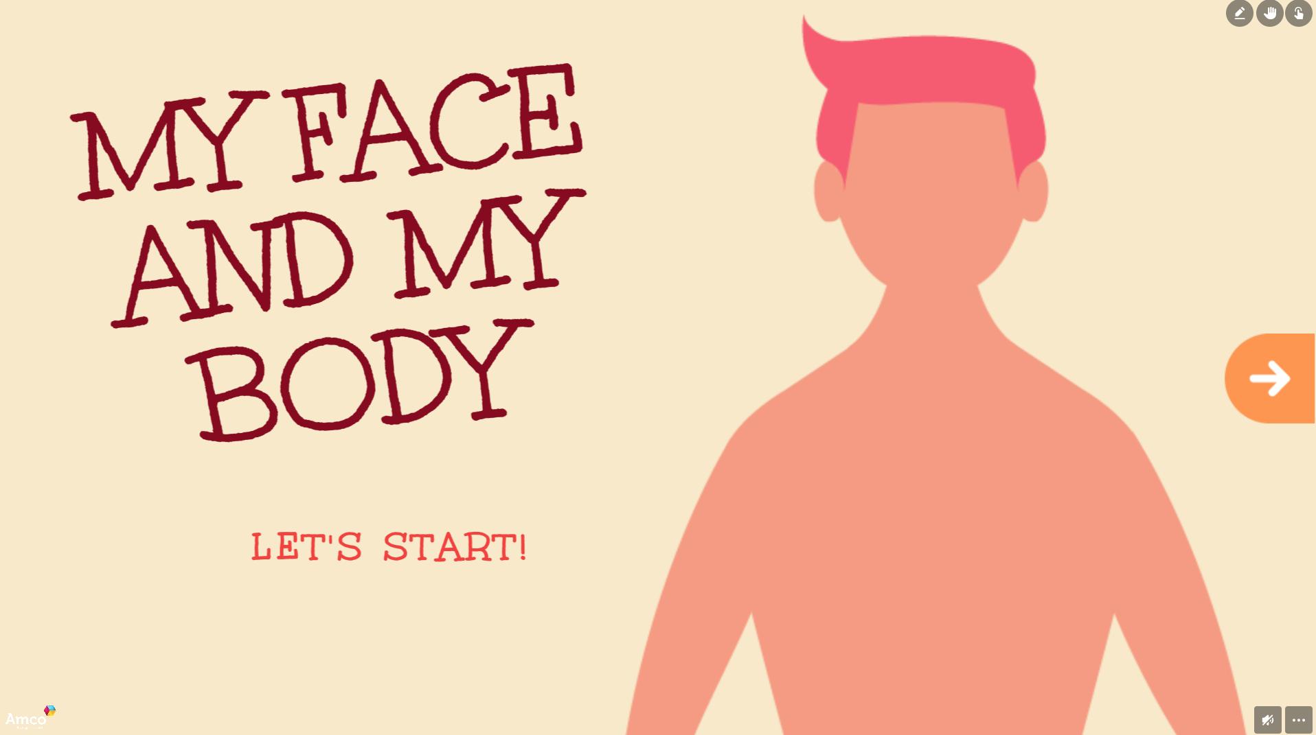 face-body