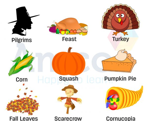 Educational Activities For Thanksgiving Amco News