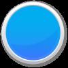 button-azul